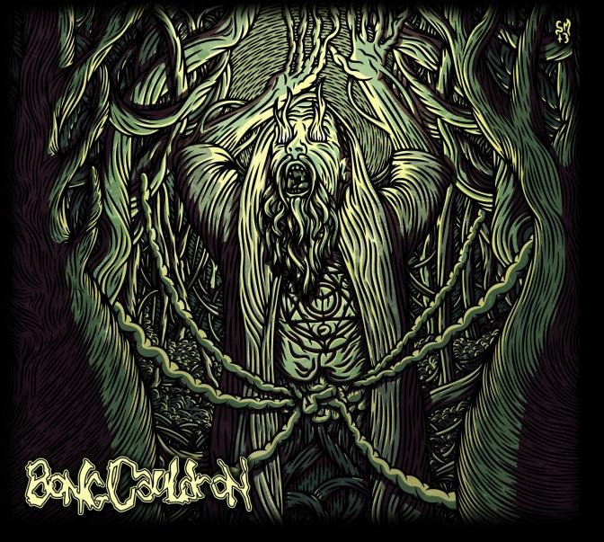 BongCauldron – BongCauldron (EP) (Superhot Records, 13/01/14)