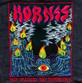 HORNSS – No Blood, No Sympathy (EasyRider Records, 13/05/2014)