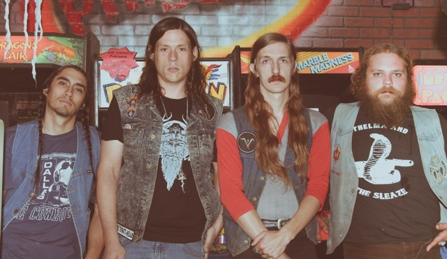 Austin psych rockers Sweat Lodge confirm release of debut album this August