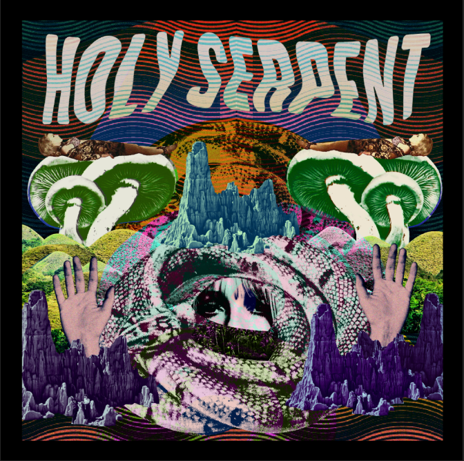 Psychedelic doom band Holy Serpent to release new album via RidingEasy Records