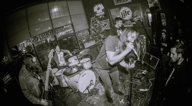 Michigan's Bison Machine announce debut album Hoarfrost