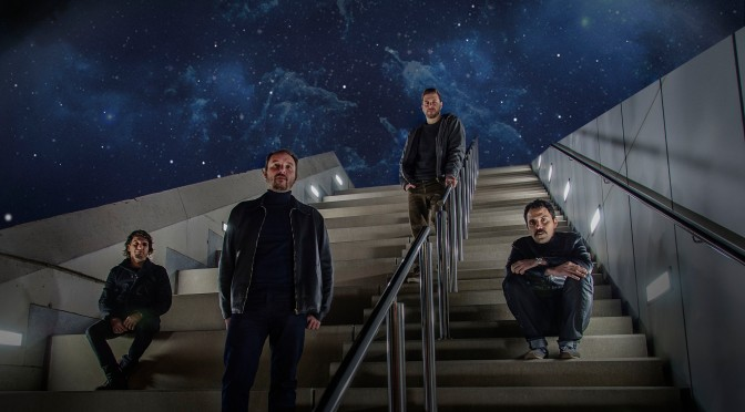 Exxasens return with new album Back To Earth on Aloud Music Ltd