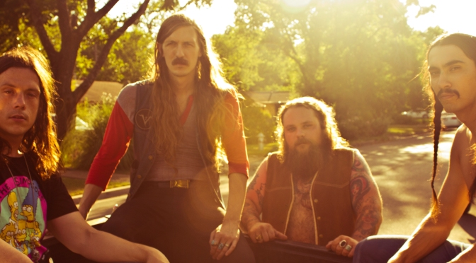 Austin psych rockers Sweat Lodge stream debut album with Consequence of Sound