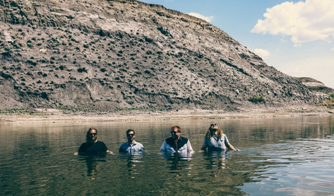 Chron Goblin announce release of new album Backwater on Ripple Music
