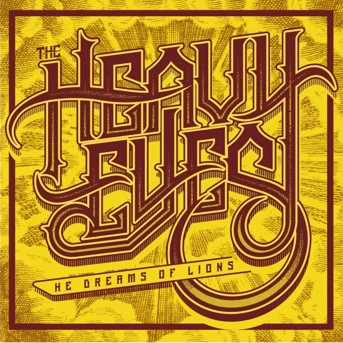 THE HEAVY EYES announce release of new album He Dreams Of Lions | Stream and share new track 'Somniloquy'