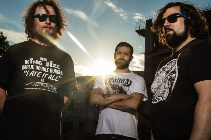 London power-trio STUBB announce tour dates this October