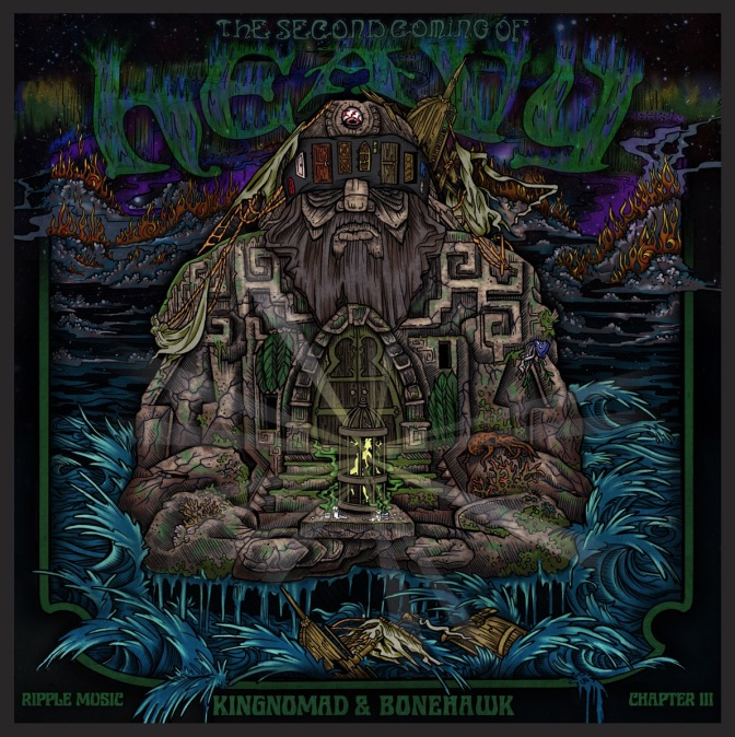 Ripple Music's The Second Coming Of Heavy; Chapter III with BoneHawk and Kingnomad