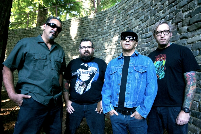 San Jose rockers ZED to unleash Trouble In Eden with Ripple Music | Stream new song 'Save You From Yourself'
