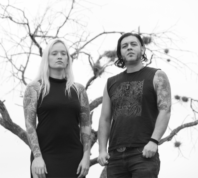 CURSUS: Texan doom-duo crush worlds on colossal debut album