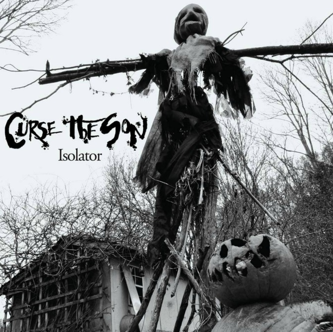 CURSE THE SON to officially release Isolator album worldwide via Ripple Music/The Company | Release US tour dates and new video
