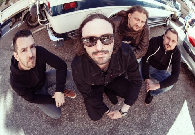 RESCUE RANGERS: French rockers to release new album Join Hate this September