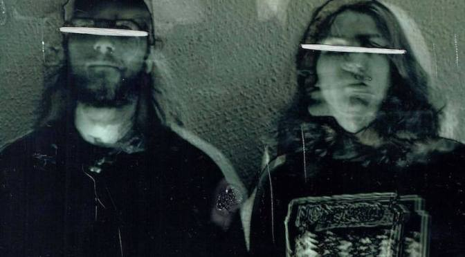 Nuclear sludge duo Tuskar to release Arianrhod EP on Riff Rock Records