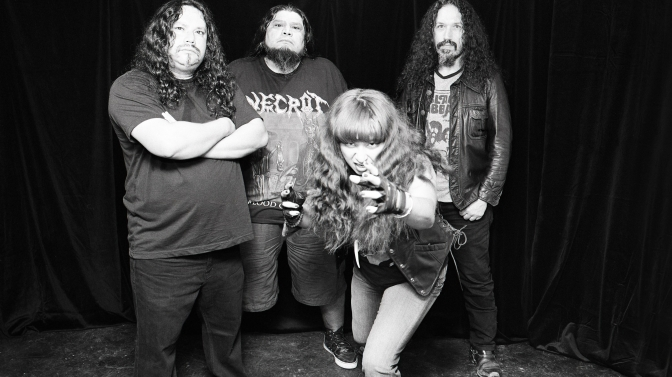 Texan Doom Slayers WITCHCRYER to officially release debut album worldwide with RIPPLE MUSIC this January | Stream and share the title track now!