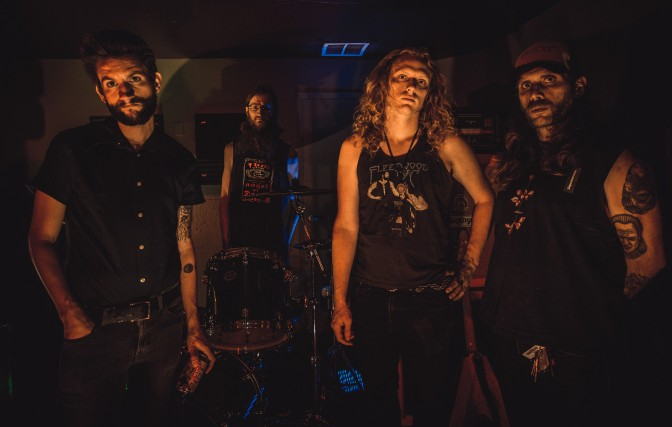 DESTROYER OF LIGHT: Texan Harbingers of Doom Return with 'Nyx' from Hopeless EP