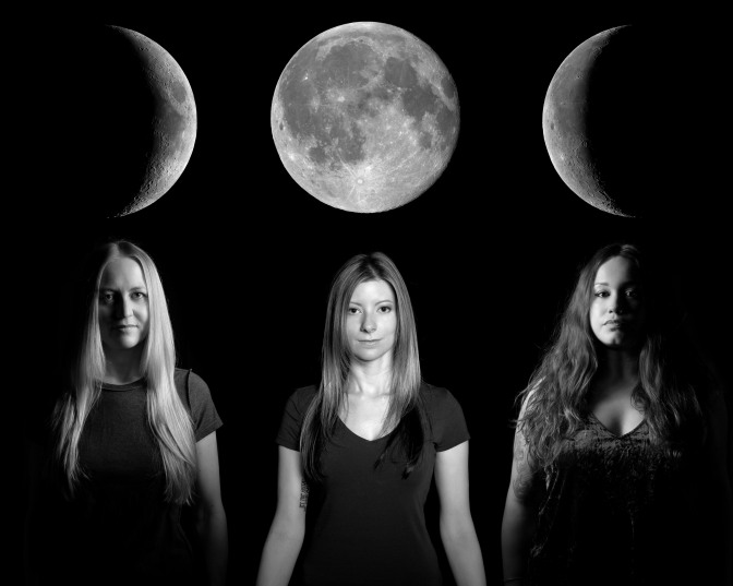 HIGH PRIESTESS: Badass LA-based doom trio to release debut LP next month on Ripple Music