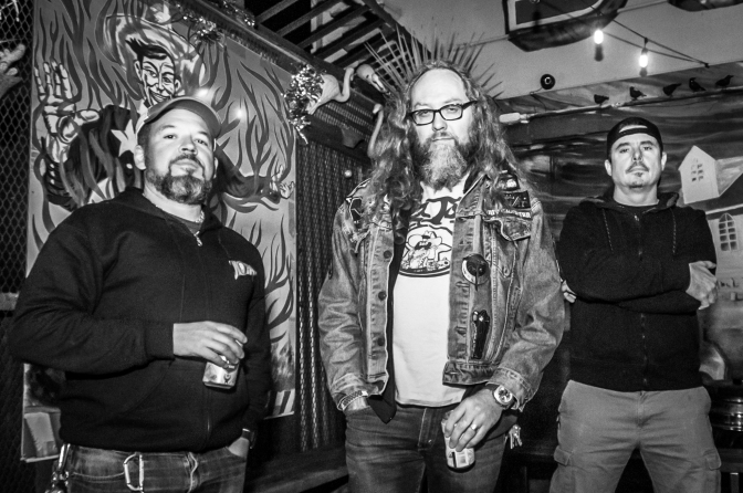 "Texan heavy rock legends WO FAT announce ""Electric Conjure Man Tour"" across UK/Europe this October"