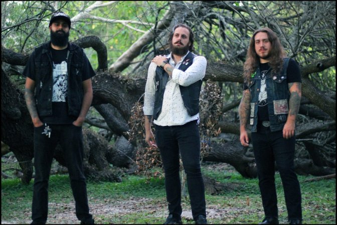 Introducing BEERWOLF: Floridian blues doom trio to release Planetfall album on Ripple Music