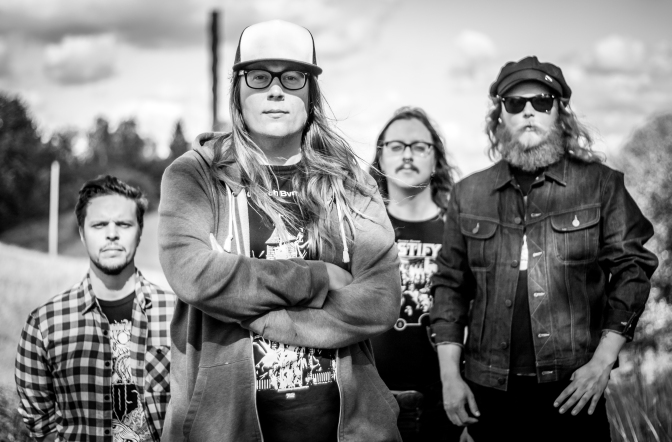 CRANEIUM: Finnish rockers ready for new album with Ripple Music