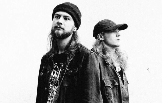 Nuclear sludge duo TUSKAR return with new EP and European tour dates