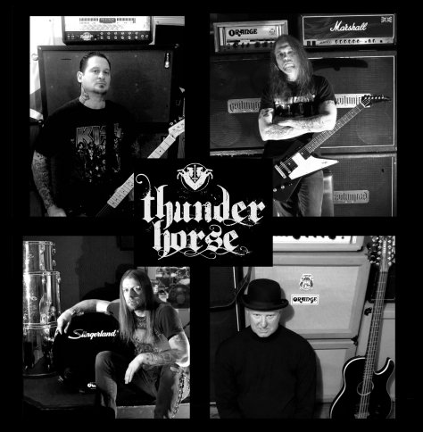 Thunder HORSE OFFICIAL photo 1 logo
