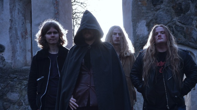 Swedish Doom Raiders WITCHERS CREED Unearth Hard Rock Devastation with Debut