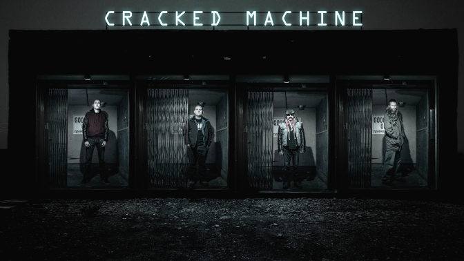CRACKED MACHINE: Psychedelic post-rockers to release new album, THE CALL OF THE VOID