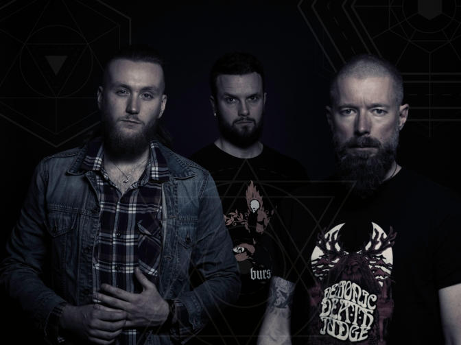 CITIES OF MARS: Swedish Doom Trio team up with RIPPLE MUSIC for THE HOROLOGIST