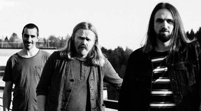 Rising Norwegian Occult Rockers SAINT KARLOFF to unleash monolithic, one track album INTERSTELLAR VOODOO this October