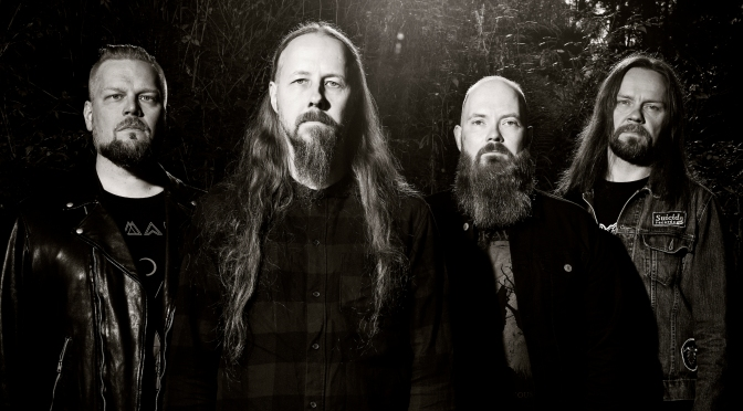 Finnish Sludge Metal Savants BLACK ROYAL Return with New Single and Album