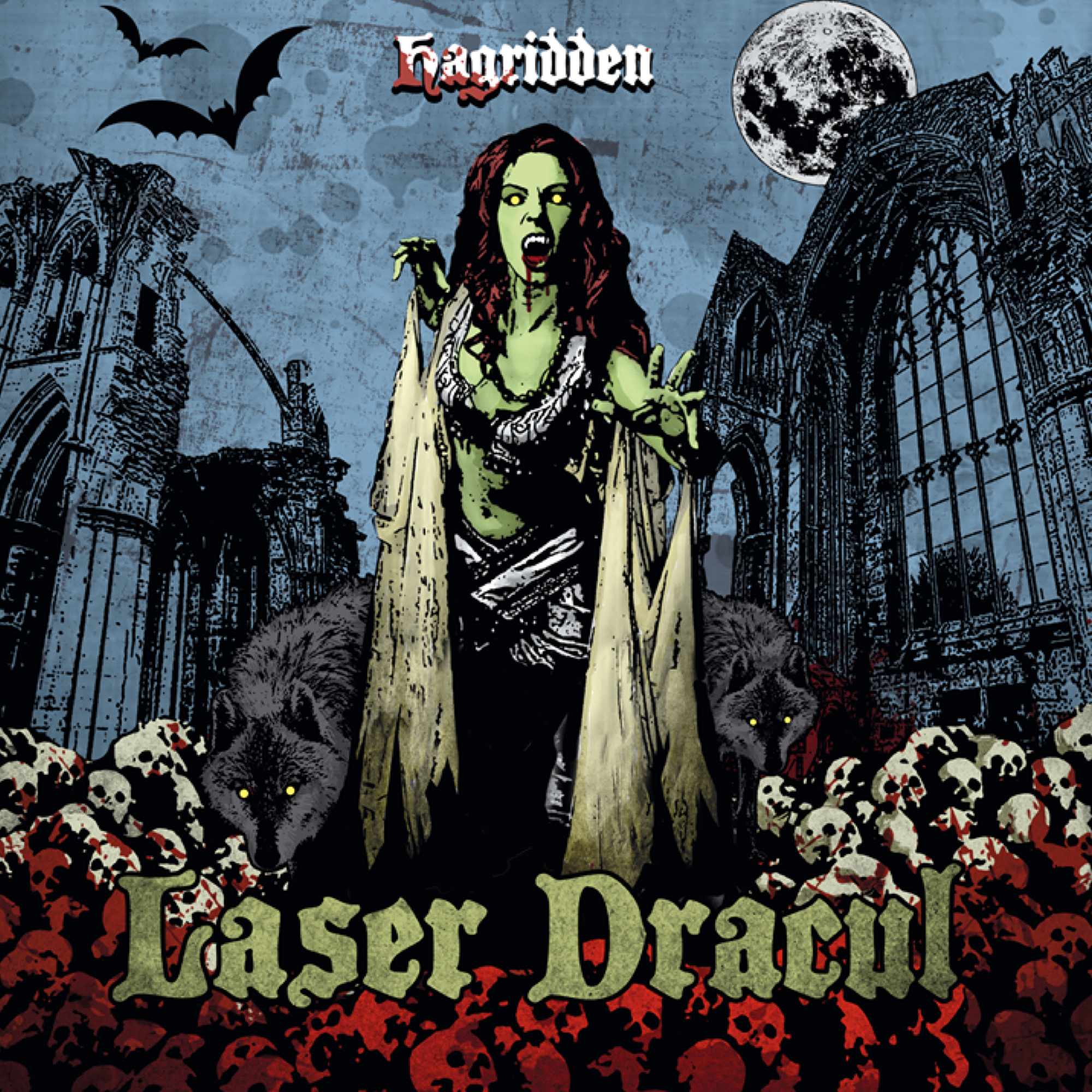 All Hail the Return of Swedish Sleaze Merchants LASER DRACUL /// New Album Out this September on MAJESTIC MOUNTAIN RECORDS