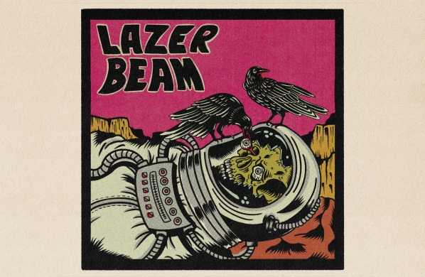 LAZERBEAM FRONT COVER