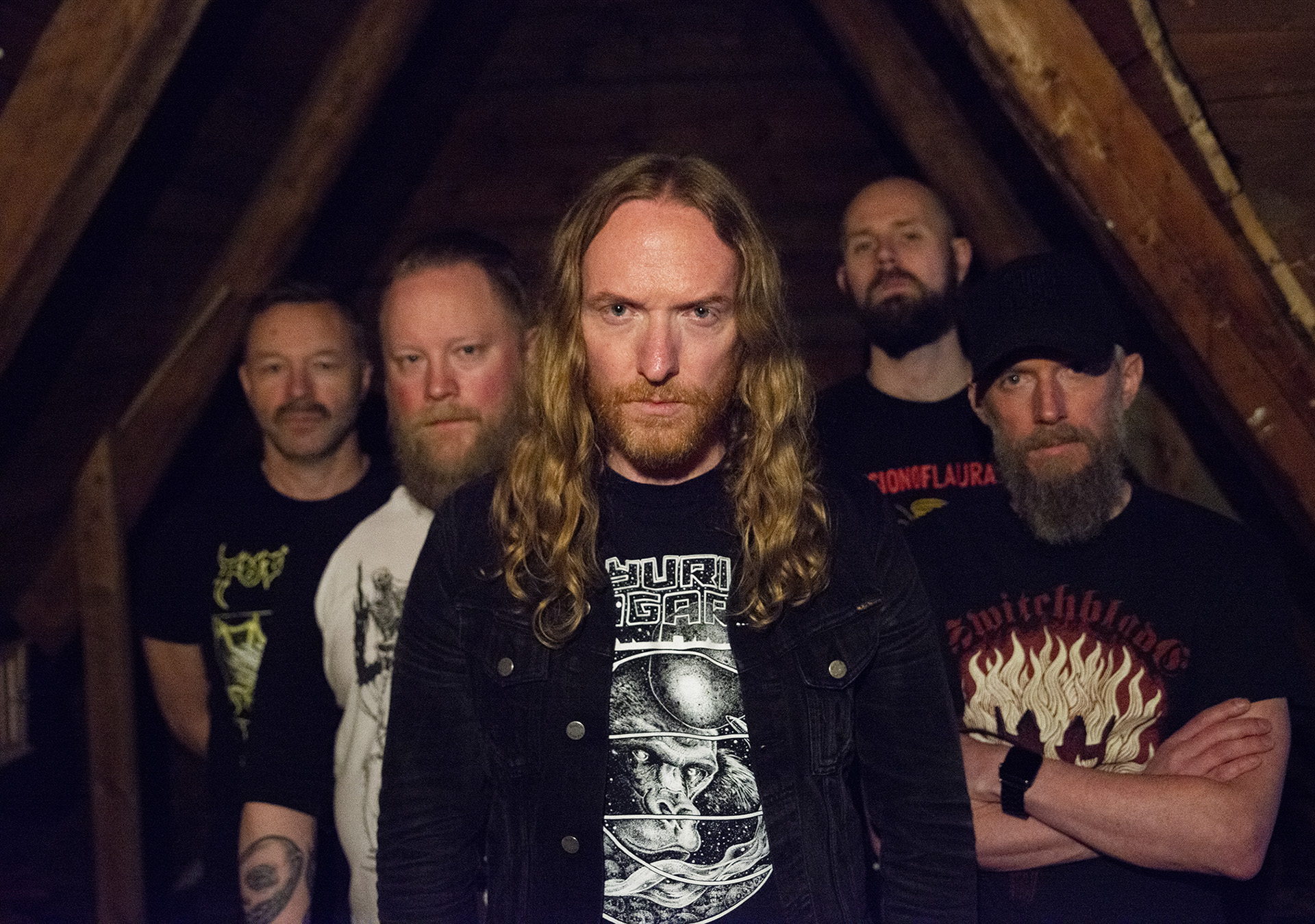 Swedish Death Metal Supergroup GRAND CADAVER Release New Single with METALSUCKS /// Debut Album Out this October