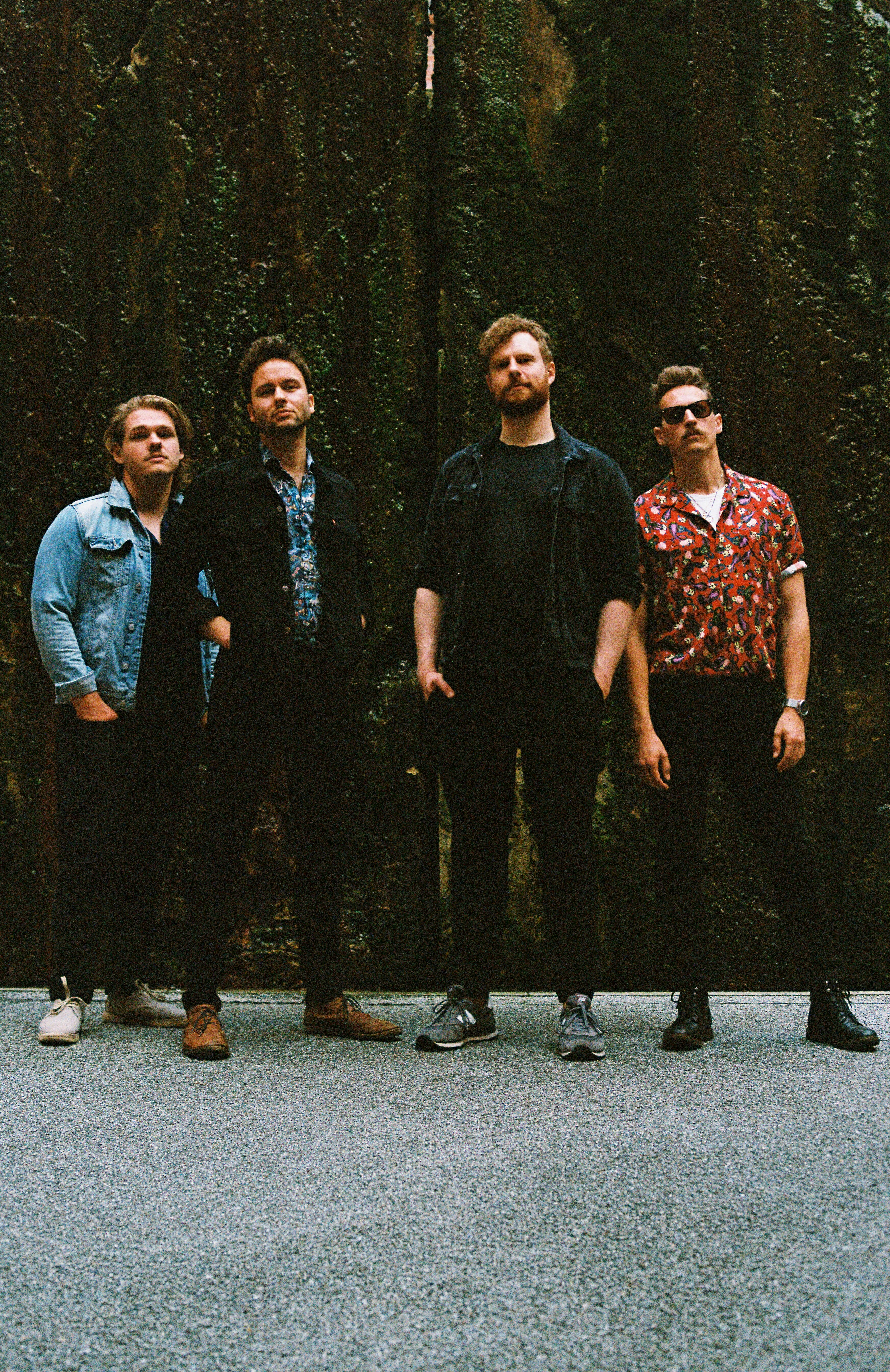 Berlin RockersREDSCALE Stir Sleeping Giants on Colossal New Album withMAJESTIC MOUNTAIN RECORDS